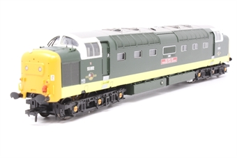 32-525A-PO09 Class 55 Deltic 55002 'The Kings Own Yorkshire Light Infantry' in BR Green - Pre-owned - Like new