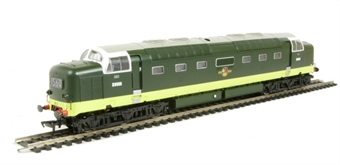32-530 Class 55 Deltic D9006 BR Two Tone Green