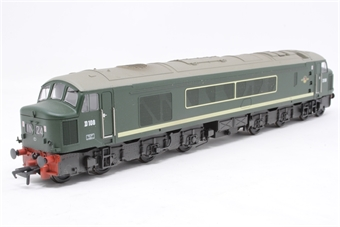 32-681-PO Class 45 D108 in BR Green with Split Centre Headcode (weathered) - Pre-owned - DCC fitted