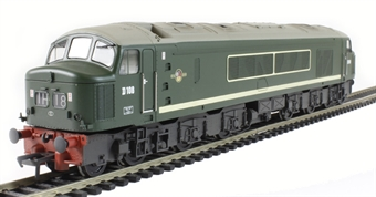 32-681 Class 45 D108 in BR Green with Split Centre Headcode (weathered)
