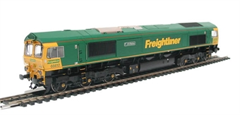 32-728 Class 66 66612 'Forth Raider' in Freightliner Livery