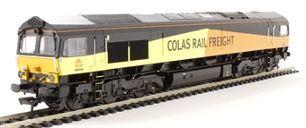 32-736 Class 66 66846 in Colas Rail Livery