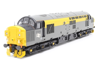 32-779-PO07 Class 37/0 37035 Civil Engineers (Dutch) Grey & Yellow - Pre-owned - Like new