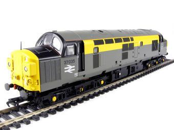 32-779 Class 37/0 37035 Civil Engineers (Dutch) Grey & Yellow