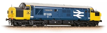 "32-780RJ Class 37/0 37025 ""Inverness TMD"" in BR large logo blue - Limited Edition of 512 for Northern UK Bachmann Retailers - Sold Out on Pre-Order"