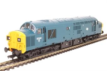 32-781B Class 37/0 37041 in BR blue - split headcode