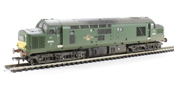 32-782A-2012 Class 37/0 D6984 in BR Green - weathered
