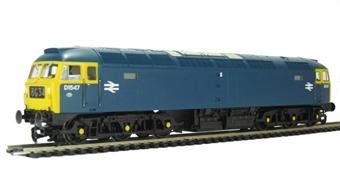 32-805 Class 47/0 D1547 in BR Blue