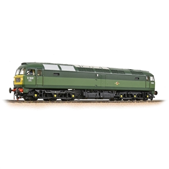32-806 Class 47/0 D1842 in BR green with small yellow panels - as preserved
