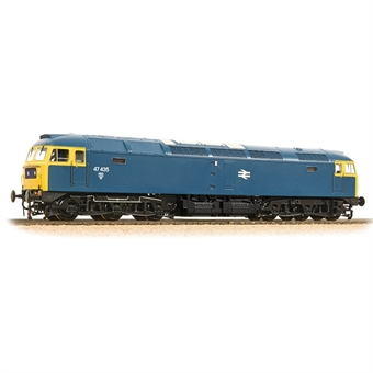 32-807 Class 47/4 47435 in BR blue