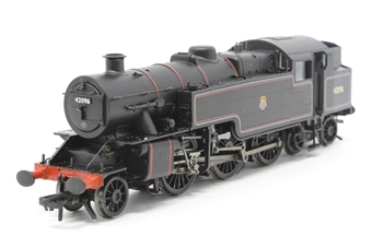 32-876-PO26 Class 4MT Fairburn 2-6-4 tank 42096 in BR lined black with early emblem - Pre-owned - Like new