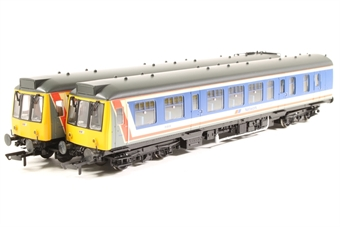"32-901-PO02 Class 108 2 car DMU ""Network South East"" - Pre-owned - DCC Sound-fitted- imperfect box £183"