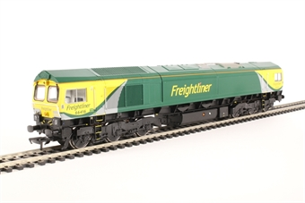 32-981 Class 66 66416 in Freightliner Powerhaul livery
