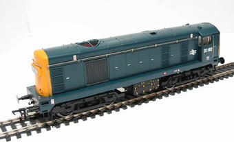 32-026 Class 20 20192 in BR Blue with Indicator Boxes
