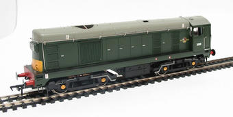 32-028A Class 20 D8169 in BR Green with headcode boxes