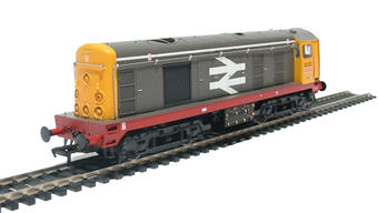 32-029 Class 20 20023 in Railfreight Livery with Indicator Discs