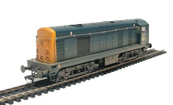 32-031 Class 20 20052 in BR Blue with Indicator Discs (weathered)