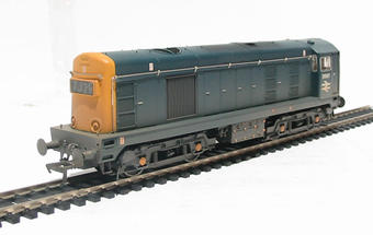 32-032 Class 20 D8307 in BR Blue with Indicator Box Panel (weathered)