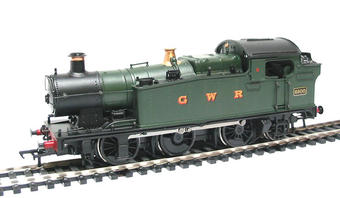 32-075A Class 56xx 0-6-2 tank loco 6600 in GWR green