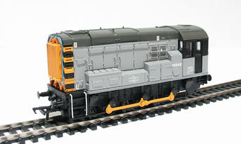 32-107 Class 08 Shunter 08648 in BR Departmental Grey Livery