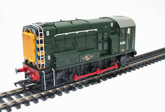 32-112 Class 08 Shunter D3336 in BR Green with Hinged Door