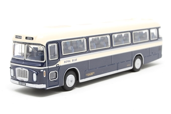"""32301-PO06 Bristol RELH s/deck coach """"Royal Blue"""" - Pre-owned - Like new £26"""