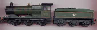 32-302 Class 2251 Collett Goods 0-6-0 2277 in BR lined green with late crest