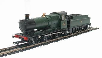 32-304 Class 2251 Collett Goods 2294 & Churchward tender in GWR shirtbutton green