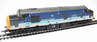"""32-376 Class 37/4 37429 """"Eisteddfod Genedlaethol"""" in Regional Railways Livery"""