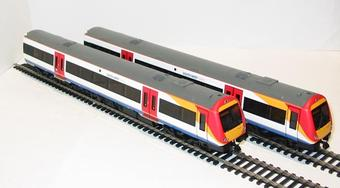 32-452 Class 170/1 Turbostar 2 car DMU in South West Trains livery