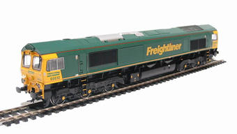 32-726 Class 66 66610 in Freightliner Livery