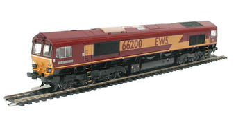 32-730 Class 66 66200 'Railway Heritage Commitee' in EWS Livery