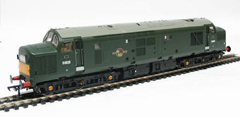 32-778 Class 37/0 D6826 in BR Green with Centre Head Code