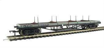 33-856C 30 Ton Bogie Bolster Wagon BR Grey £8