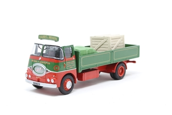 "33002-PO02 ERF 2-axle dropside lorry ""Harris & Miners"" - Pre-owned - Like new £11"