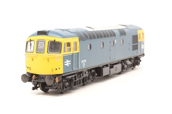 3315-PO Class 33/0 diesel 33019 in BR blue livery - Pre-owned - DCC Sound-fitted