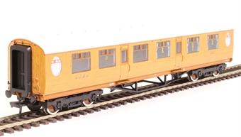 34-410 Thompson composite corridor in LNER teak