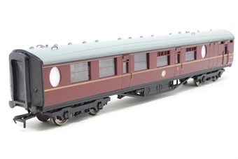 34-428A-PO05 Thompson 63ft brake composite in BR maroon - Pre-owned - Like new