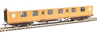 34-485 Thompson first Corridor in LNER Teak