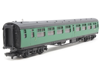 34-526-PO15 Bulleid 2nd corridor coach S130S in BR malachite green - Pre-owned - Like new