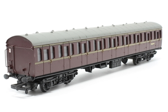 34-603A-PO 57Ft BR Mk l Suburban Maroon (LMR) - Pre-owned - Imperfect box