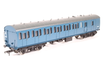 34-629A-PO02 BR Standard Mk1 57ft suburban brakend coach in BR blue - Pre-owned - Like new