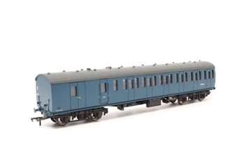 34-629A-PO07 BR Standard Mk1 57ft suburban brake coach in BR blue - Pre-owned - Like new