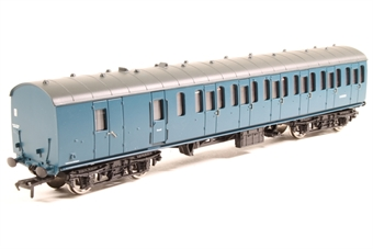 34-629A-PO BR Standard Mk1 57ft suburban brakend coach in BR blue - Pre-owned - Like new