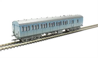 34-632 Mk1 suburban BS brake second E43152 in BR blue - weathered