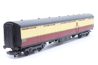 34-651-PO05 Thompson 63ft Full Brake in BR Crimson & Cream - Pre-owned - Minor glue stains on coach ends - Imperfect box