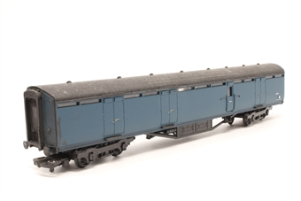 34-652-PO07 Thompson 63' Full Brake E185E in BR Blue - Pre-owned - weathered