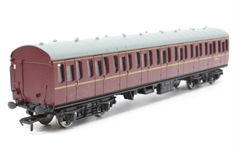 34-675B-PO06 BR Standard Mk1 57ft suburban coach in BR maroon. - Pre-owned - Like new
