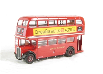 "34103 AEC RT Bus ""London Transport"" (Last day of service) £21"