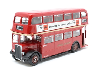 "34201-PO08 AEC RLH d/deck bus ""London Transport"". - Pre-owned - Like new"